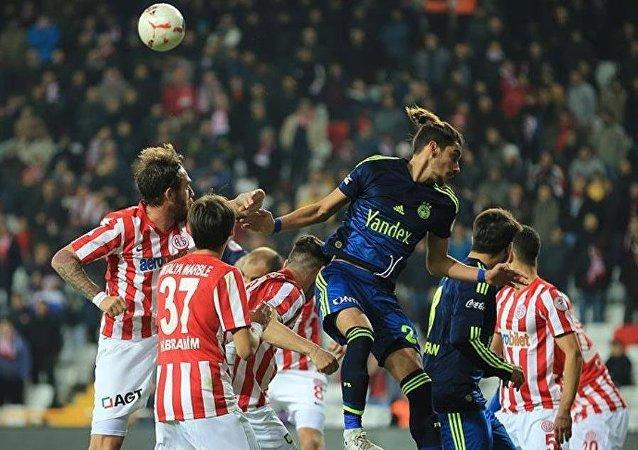 Antalyaspor ile Fenerbahçe