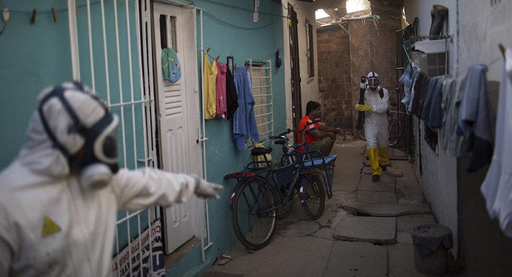 Zika virüsü Amerika'da 3-4 milyon insanı etkilyecek.