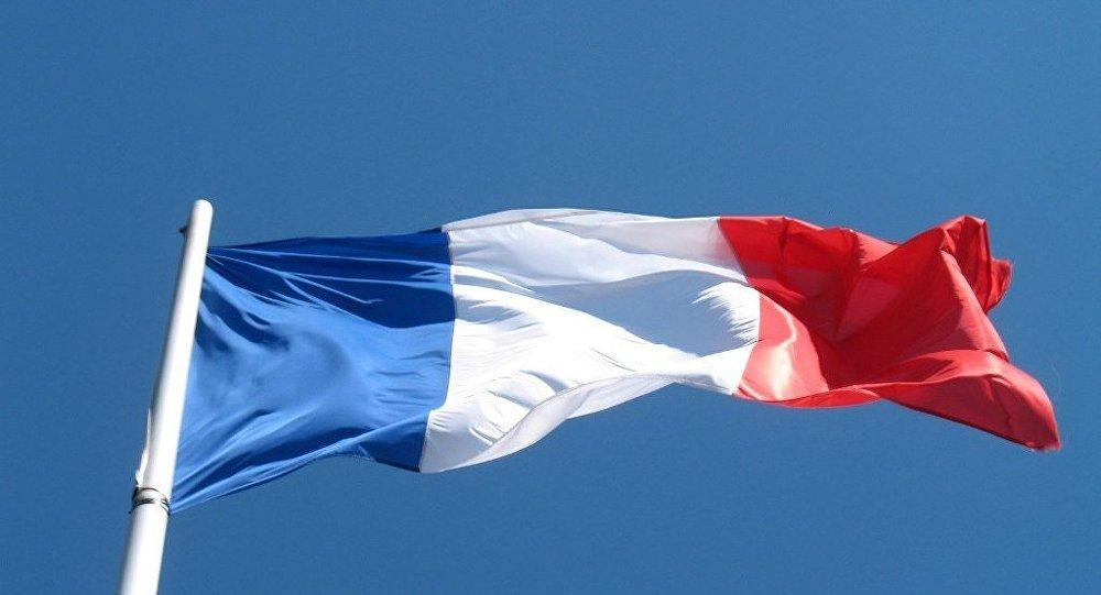 Fransa bayrak