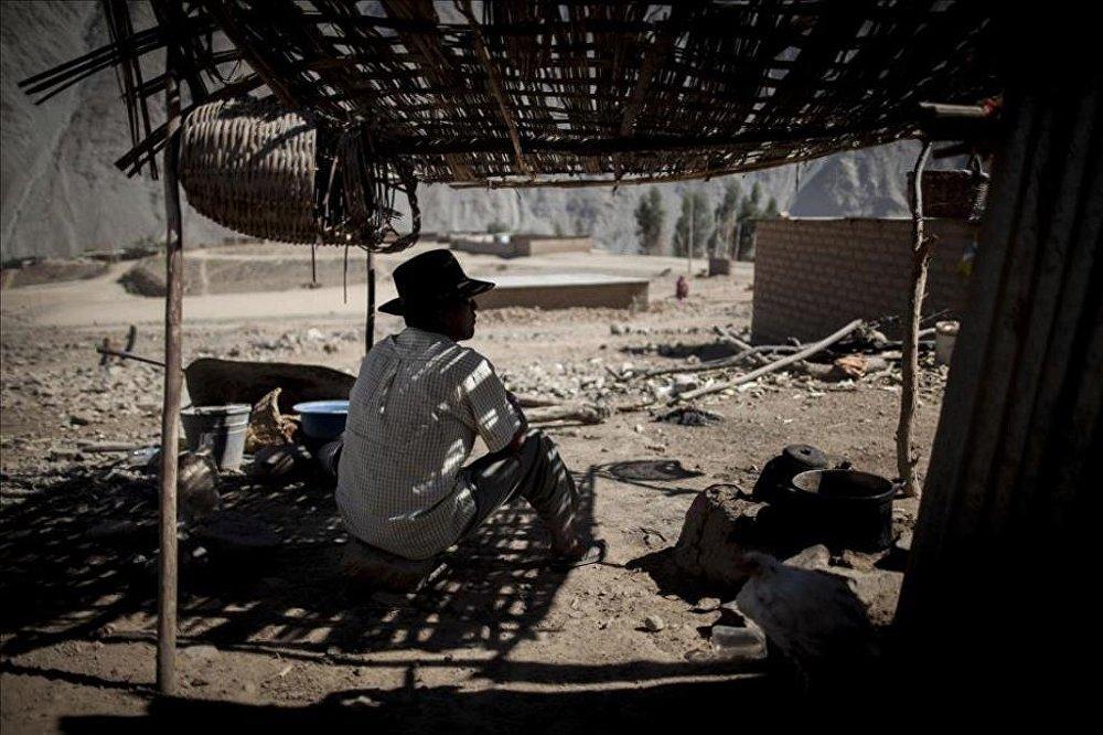 Peru'da bir köy: Her 6 kişiden 1'i görme engelli