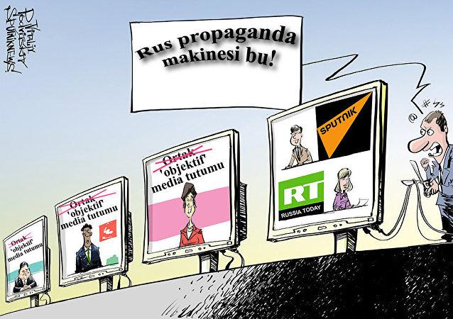Sputnik ve RT