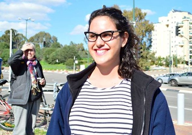 İsrailli vicdani retçi Tair Kaminer