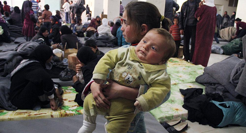 Kazakistan'daki sığınmacılar