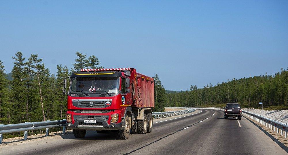 Rusya - kamyon