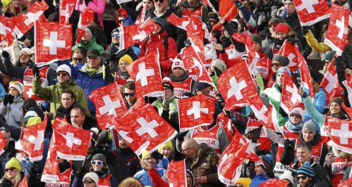 İsviçre bayrakları