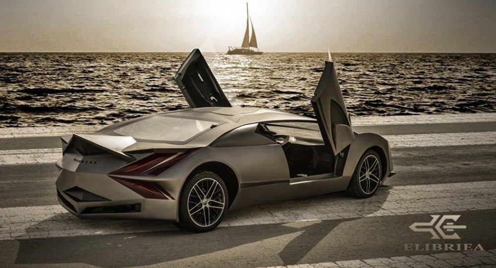 Katarlı Elibriea Otomotiv şirketi Ortadoğu'nun ilk yüksek güçlü otomobilini üretti