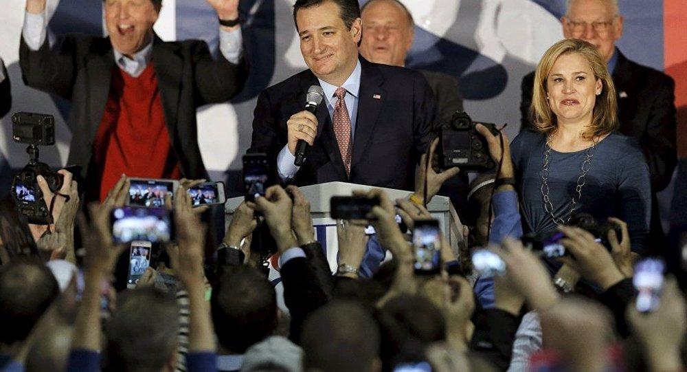 ABD'de Cumhuriyetçi başkan aday adayı Ted Cruz