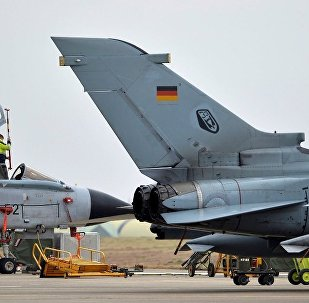 İncirlik'teki Tornado tipi uçaklar
