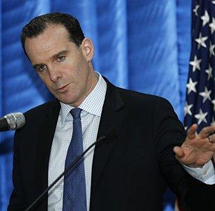 ABD Başkanı Barack Obama'nın IŞİD'le mücadele özel temsilcisi Brett McGurk