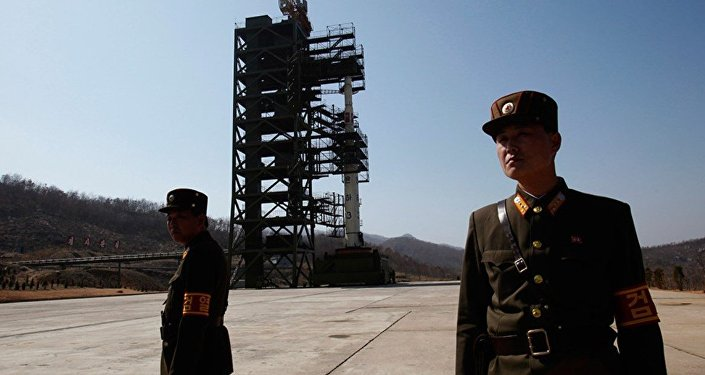 Kuzey Kore uydu