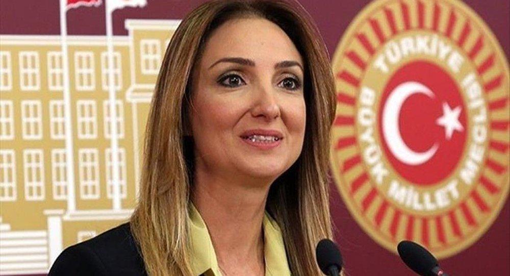 CHP Ankara Milletvekili Aylin Nazlıaka