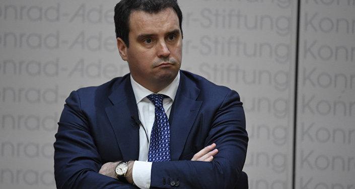 Ukrayna Ekonomi Bakanı Aivaras Abromavicius
