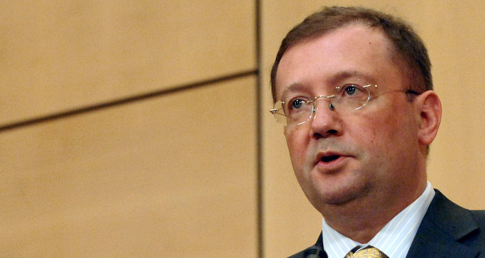 Rusya'nın İngiltere Büyükelçisi Aleksandr Yakovenko
