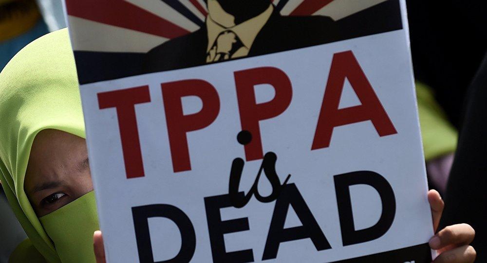 Trans Pasifik İşbirliği Anlaşması'nda (TPPA)