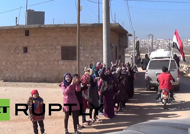 Suriye kutlama / video haber