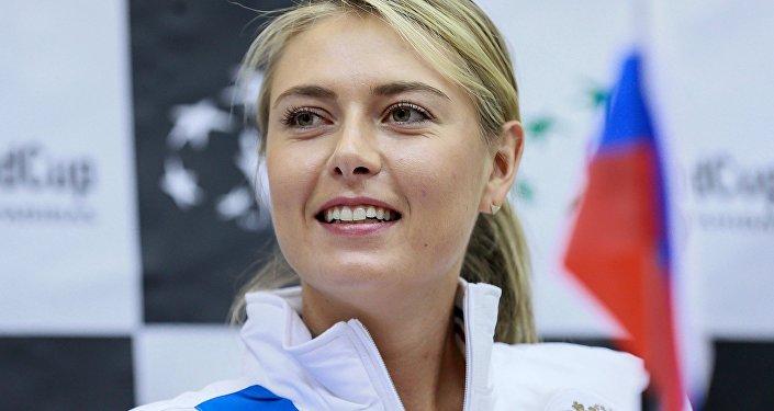 Rus tenisçi Mariya Şarapova