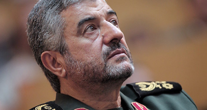 İran Devrim Muhafızları Komutanı Muhammed el Caferi
