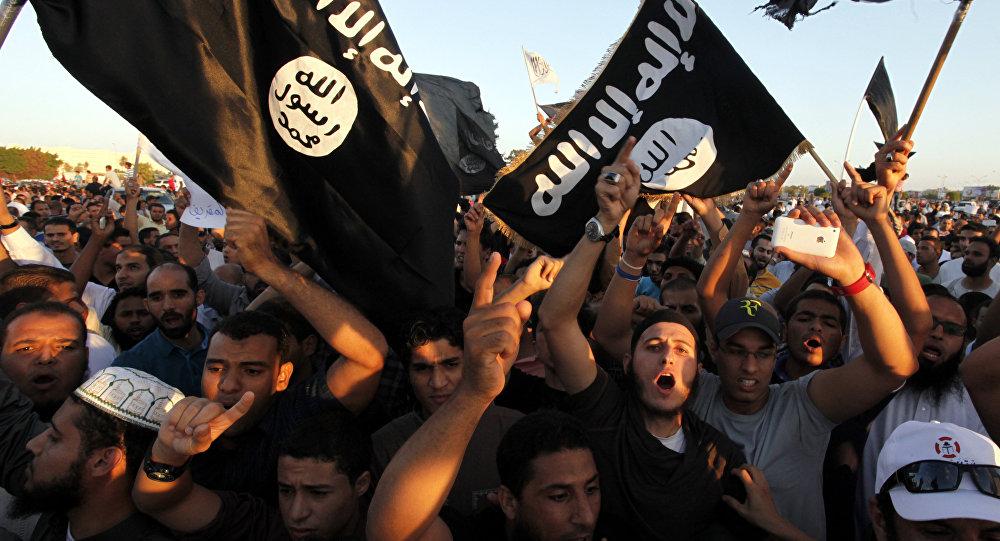 Islamic state. Libya