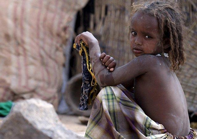 Somali çocuk