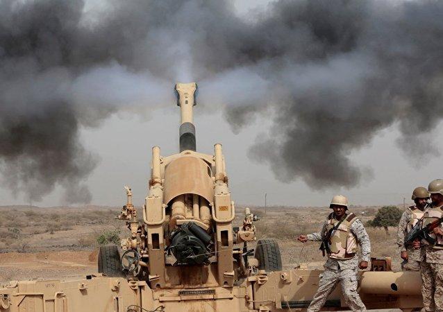 Suudi askerleri