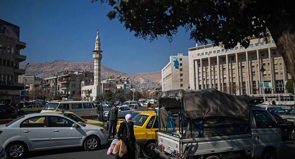 Şam- Suriye