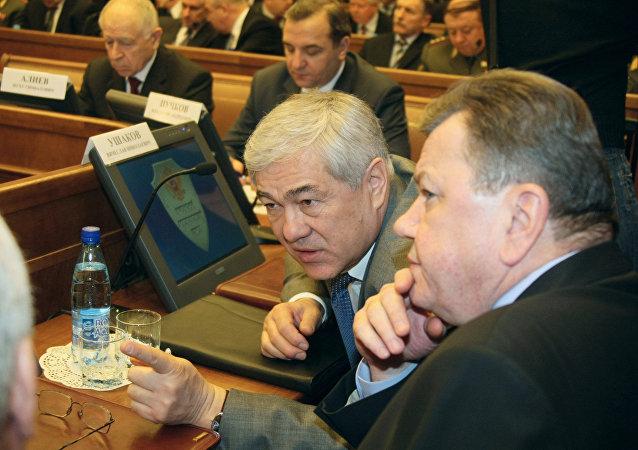 Vyacheslav Ushakov - Oleg Sıromolotov