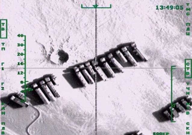 Rusya - Suriye hava operasyonu