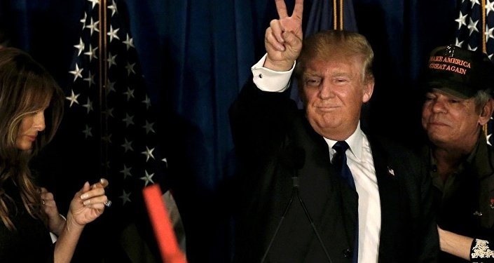 ABD başkan aday adayı Donald Trump