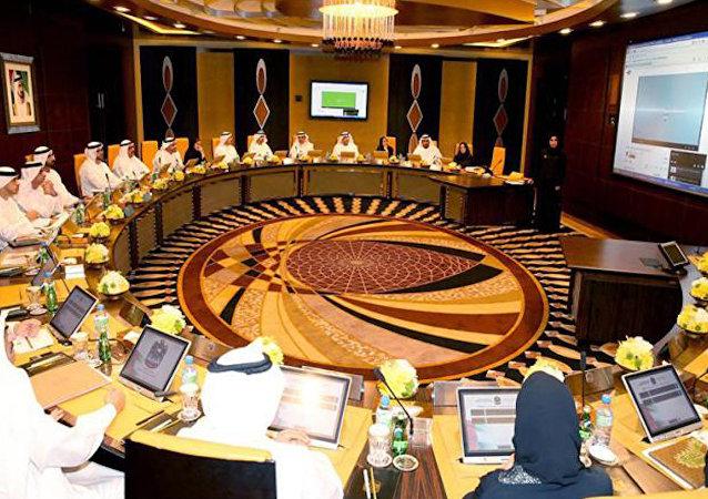 Birleşik Arap Emirlikleri (BAE) Kabinesi