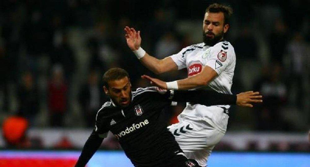 Torku Konyaspor - Beşiktaş