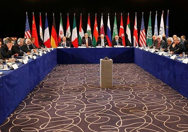 Uluslararası Suriye Destek Grubu toplantısı Münih'te başladı