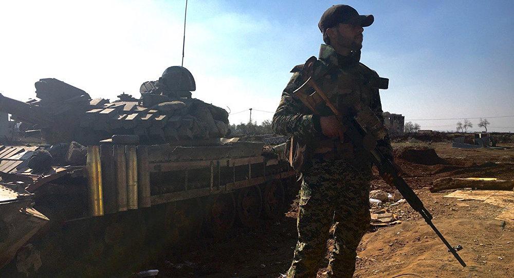 Suriye ordusu - Dera