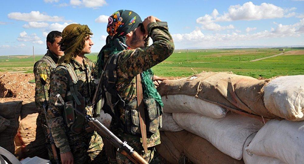 YPG, PYD, Kürt güçleri