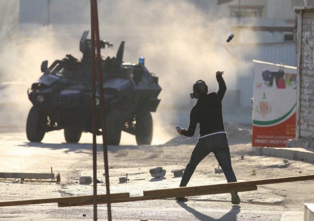 Bahreyn'deki hükümet karşıtı gösteriler