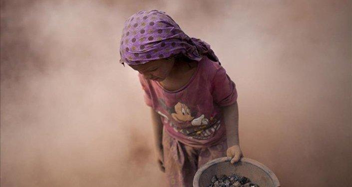 Bangladeş'te çocuk işçiler