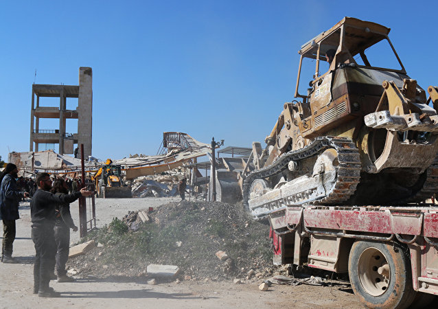 İdlib hastane saldırı / Sınır Tanımayan Doktorlar