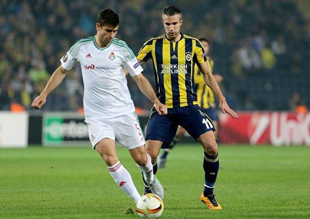 Fenerbahçe-Lokomotiv Moskova