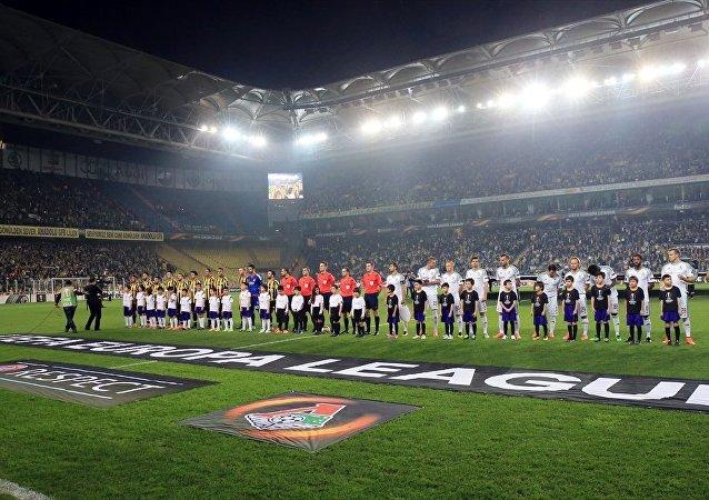 Fenerbahçe-Lokomotiv Moskova maçı