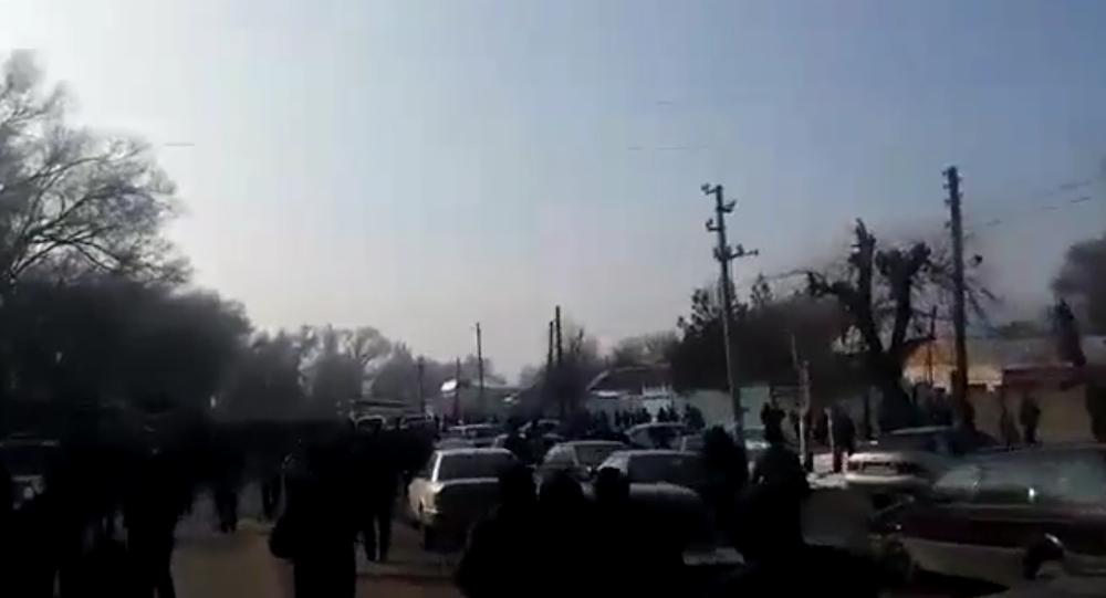 Kazakistan'da Kazaklar ve Ahıska Türkleri arasında olaylar çıktı