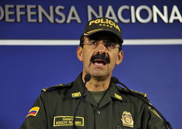 Emniyet Genel Müdürü Rodolfo Palomino