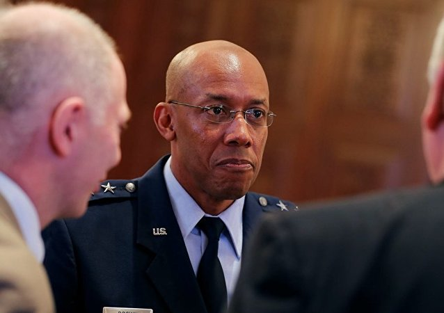 ABD Hava Kuvvetleri Komutanı Charles Brown