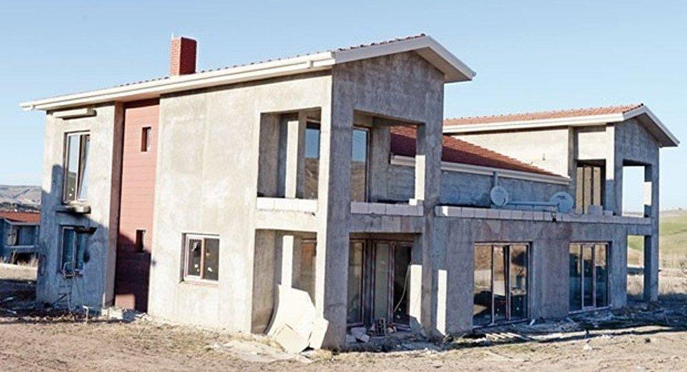 Ankara bombasının hazırlandığı ev