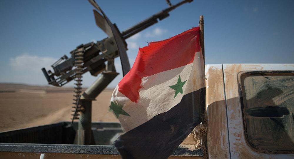 Suriye - Bayrak