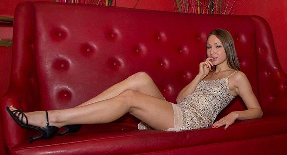 Porno yıldızı Ekaterina Makarova