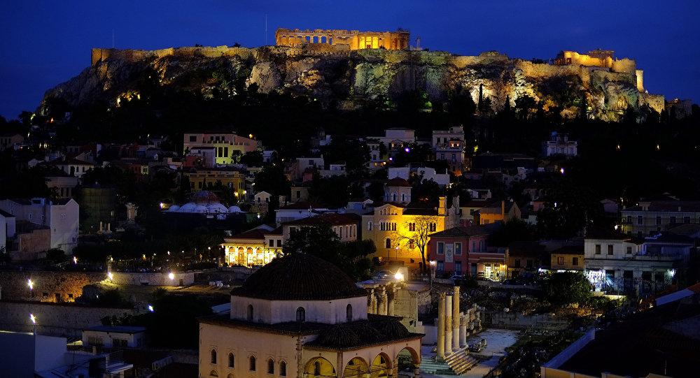 Yunanistan / Atina / Akropolis