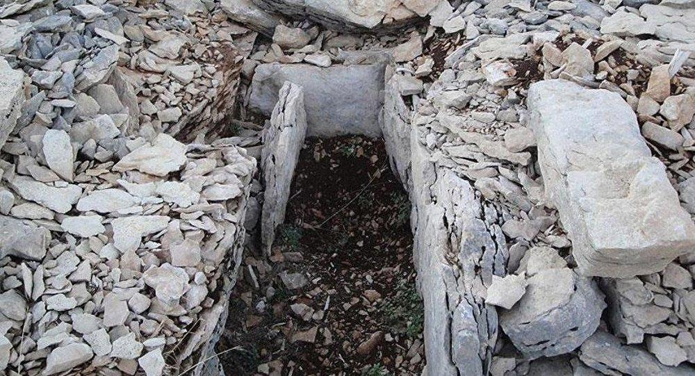 Eski Müslüman mezarlığı