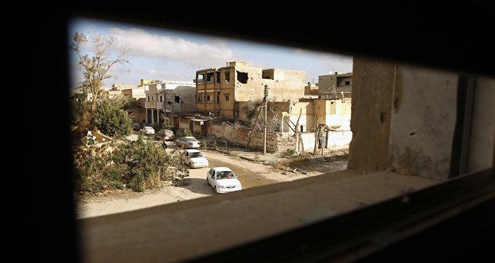 Libya'nın Bingazi kenti