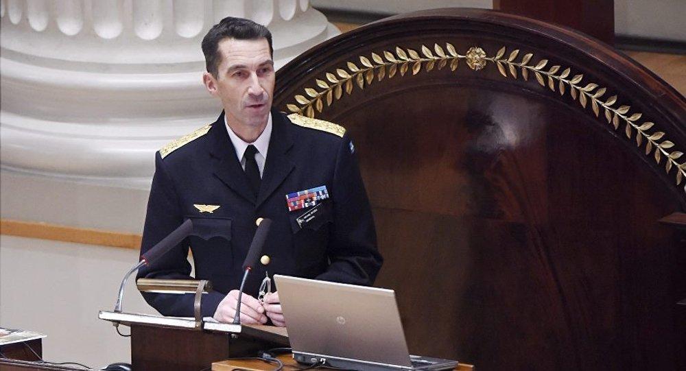 İsveç Genelkurmay Başkanı Micael Byden