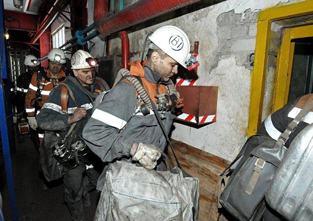 Rusya'nın Severnaya madeninde patlama