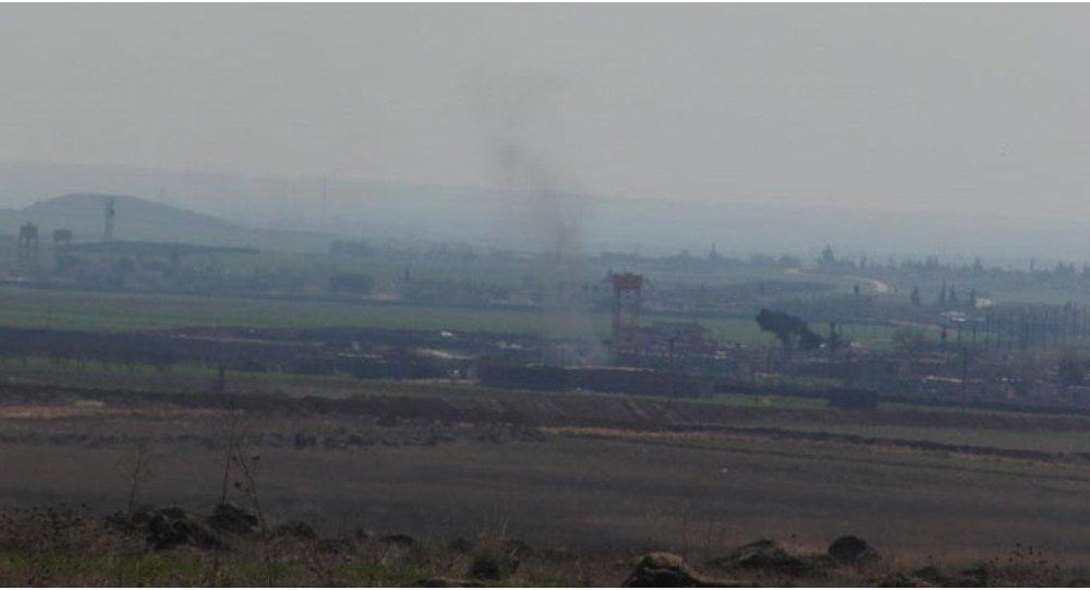 Kilis sınırında IŞİD ile Fetih Ordusu arasında çatışma